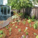 Portfolio » Slate Patio, Butterfly Garden (2)