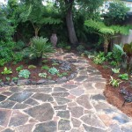 Portfolio » Subtropical Privacy Garden (2)
